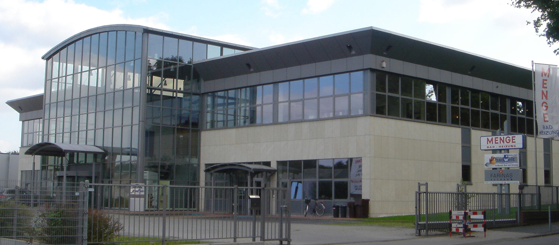 Badausstellung in Mönchengladbach   MENGE GmbH & Co. KG